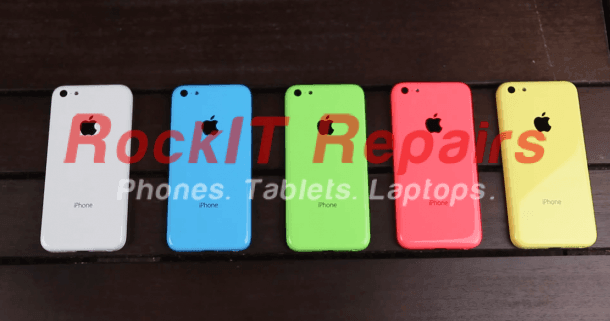 iphone 5c back cover repalcement parts
