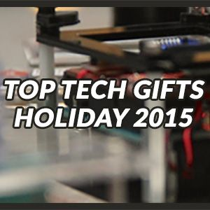 Top 15 Tech Gifts this Holiday Season